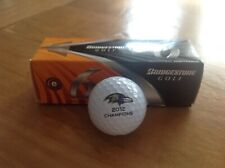 1 Dozen Baltimore Ravens 2012 Super Bowl Champions Logo Golf Ball