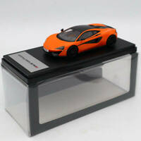 TSM Model 1/43 2015 Mclaren 570S Ventura Orange Resin Limited Edition Collection