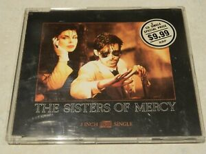 The Sisters Of Mercy Dominion CD single