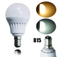 2/12x 5W E14 B15 E27 G45 SMD LED Globe Bulb Lamp Cool Warm White Light Spotlight