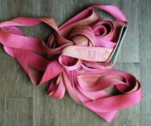 Gibbon Classic Redline Slackline Pink