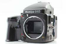 【Exc+++++】 Mamiya 645 Pro Camera w/ AE Finder 120 Film Back from JAPAN #498