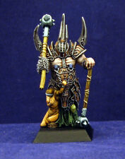Painted Apostate of Darkness, Ophidian Rackham Confrontation OOP Metal Miniature