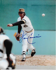 JOHN CANDALERIA PIRATES COLOR REPRINT 8X10 NO-HITTER 8/9/76 W/COMPLETE GAME DVD