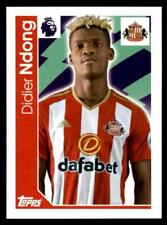 Merlin Premier League 2017 - Sunderland Didier Ndong No.258