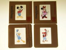 LOT 4 DISNEY ORG. Slides from Renowned Cartoonist Estate~Mickey Mouse & Friends
