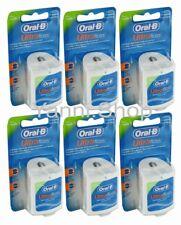 Oral-B Ultra Floss (Dental Floss), 6-pack, (6 x 25 m / 6 x 27 yards)