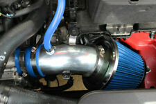 BCP BLUE For 2011-15 Veloster Accent Elantra 1.6L 1.8L Air Intake Kit +Filter