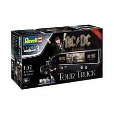 Revell 07453 1:32 Gift Set AC/DC Tour Truck & Trailer Model Kit