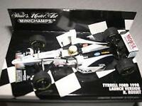 MINICHAMPS various TYRRELL FORD F1 model cars Salo/ Takagi / Rosset 1997/98 1:43