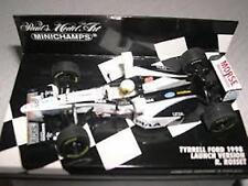 MINICHAMPS various TYRRELL FORD F1 model cars Salo/ Takagi / Rosset 1997/98 1:43