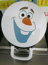 """Disney'S Frozen """"Olaf"""" Character Shape Waffle Maker Breakfast Buffet"""