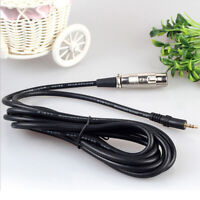 """10FT XLR 3 Pin Female to 1/8"""" 3.5mm Stereo Jack Microphone Audio Cord Cable DD"""