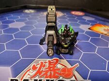 Bakugan Linehalt Black Darkus and Boomix Exclusive Combat Set