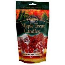 LB MAPLE TREAT Hard maple flavored candies x 3  DEAL 加拿大 特产 枫叶糖 x 3 包