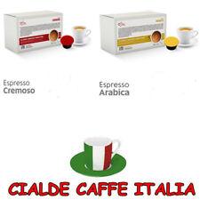 200 Cialde Capsule Caffè 100 Oro Arabica + 100 Cremoso Compatibili Lavazza Firma