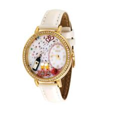 Orologio MINI WATCH 3D ref. MN1045 mod. CIN CIN donna in pelle bianco perla