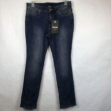 Secrets David Vered Womens Jeans Size 8 Slim (J9)