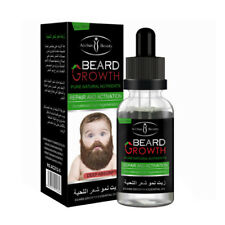 Beard Oil Growth Beard essential Oil Wax for a Thicker Fuller and Softer Beard