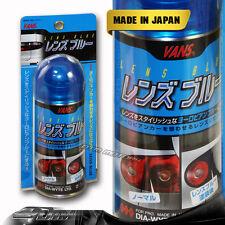 VANS Blue Tint Lens Tail Head Fog Coner Light Side Marker Painter Spray Can DIY