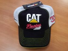 Ryan Newman #31 NASCAR Ball Cap Hat NEW Cat Racing black white mesh RCR trucker