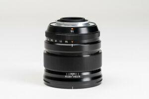 Fujifilm XF16mm f1.4 R WR Wide Angle Lens