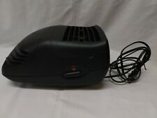 Amcor Clear Aire Am-40 2-Speed Air Purifier and Ionizer in Black V 8530 012