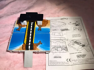 Micro Machines Travel City Bridge With Instructions