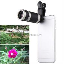 8x Zoom Telephoto Optical Camera Lens Telescope For Iphone 6 Plus Smart Phone #W