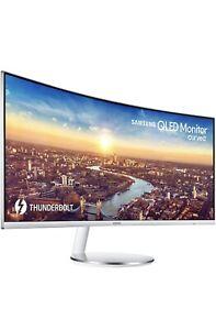 Samsung LC34J791WTRXXU 34 inch Widescreen LED Monitor