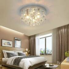 Chandelier Style Modern Ceiling Light Shade Pendant Crystal Bead Lights Lamp