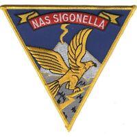 NAS NAVAL AIR STATION AKRON OHIO US Navy Base Squadron Flight Jacket Patch