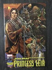 STAR WARS PRINCESS LEIA # 1 MIDTOWN COMICS EXCLUSIVE VARIANT COVER