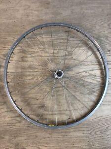 "Shimano XTR HB-M900 26"" Front Mountain Bike Wheel 32h Mavic M231"