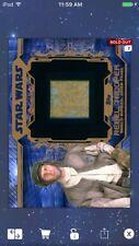 Topps Star Wars Digital Card Trader Gold/Blue Rebel Trooper Relic Insert