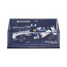 MINICHAMPS RALF SCHUMACHER WILLIAMS F1 BMW FW26 'WALRUS NOSE' ~ 2004