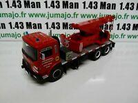 CP36D POMPIER 1/43 altaya IXO Camion-grue  CAFL sur Saviem EPG 6x6 SDIS 59