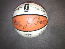 Atlanta Dream 2016 Team Autographed WNBA Ball  COA/PROOF*