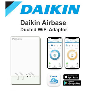 Daikin Airbase BRP15B61 WIFI Wireless Adaptor Module iOS NEW Australian Stock
