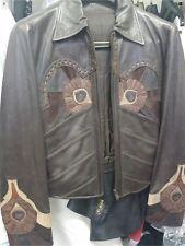 Gucci / Tom Ford Leather Jacket - Unique Design