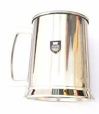 MN Merchant Navy British Stainless Steel One Pint Beer Tankard Mug BKG58