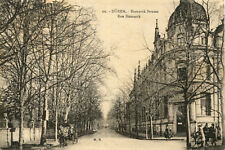 AK Düren ca. 1920 (?) Bismarck Straße / Aachen Eschweiler Kerpen Jülich