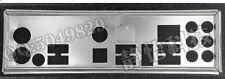 ASUS I/O IO SHIELD BLENDE BRACKET P6X58D-E  Premium P6X58D-E  #G378 XH