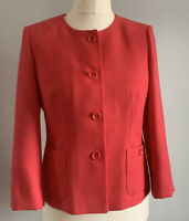 Eastex Jacket/Blazer UK 10 Pink! Wedding Guest/Occasion JACKET Workwear /Party