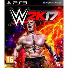 Wwe 2K17 PS3 game-neuf!