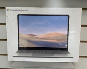 NEW Microsoft Surface Laptop Go 12.4 Core i5 4GB RAM 64GB eMMC Platinum 10th Gen