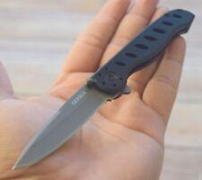 Lot de 2 Couteau Gerber EVO Jr Lame Acier 7CR17MOV Manche Aluminium G41492