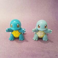 U5 Tomy Pokemon Figure 1st Gen Squirtle (2 Versions)