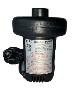 Electric Air Pump HT-306B, 120 volt, 60 Hz, 130W - Mattresses Pools Lawn Display