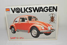 SHARP JAPAN KIT A3-500 VW VOLKSWAGEN BEETLE KAFER RED MINT BOXED